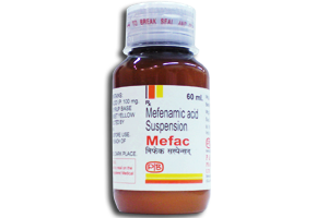 Mefenamic Acid Specific Indication